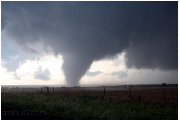 Tornado - West Texas