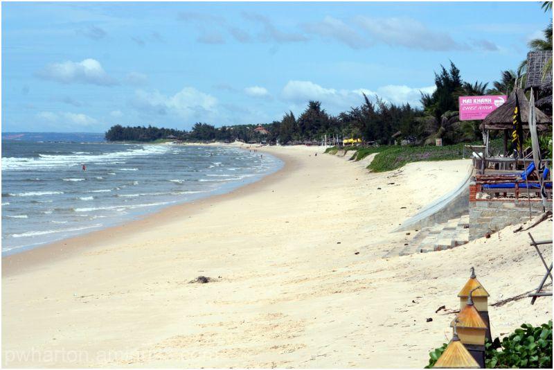 Beach at Mui Ne - Vietnam