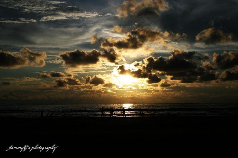 Sunset Yoke
