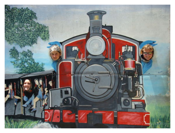 Silly Puffing Billy!!!