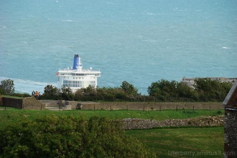 Hay where 'd ferry go??