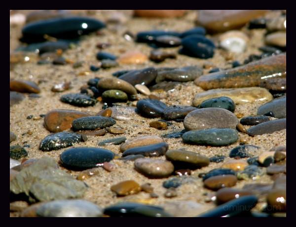 Stones of Lake Michigan