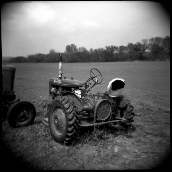 old tractors - grant edwards photography