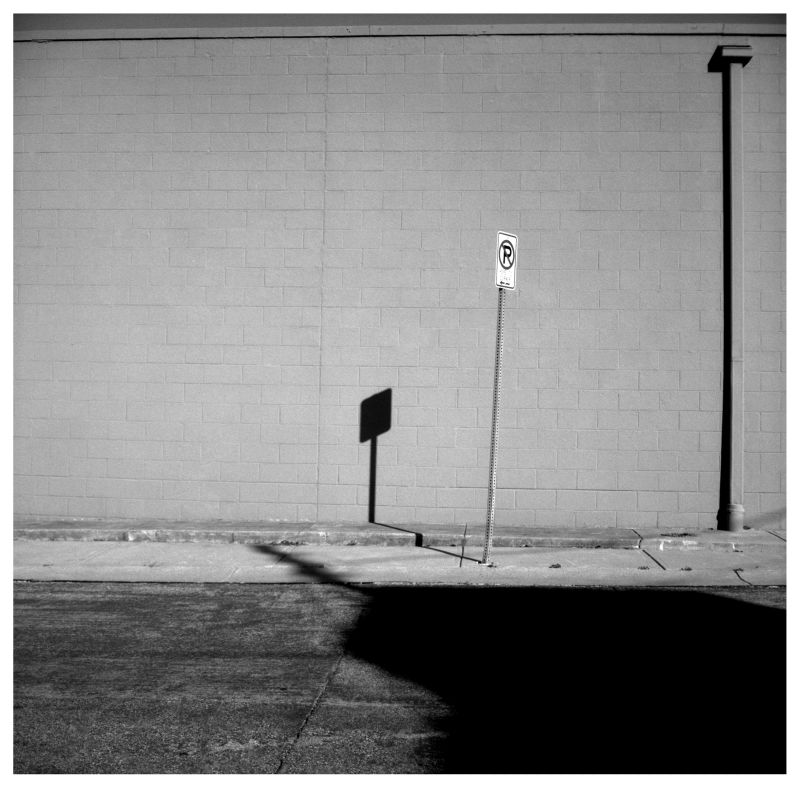 no parking sign alley - grant edwards photography