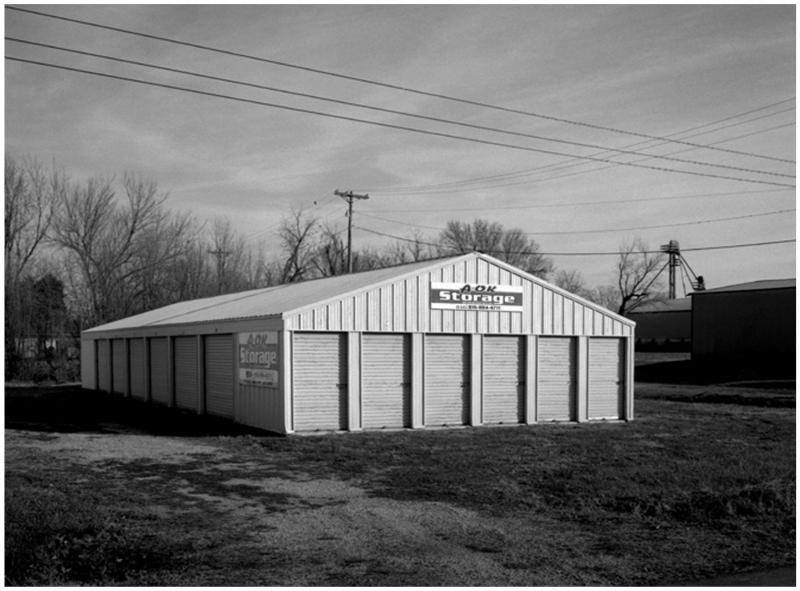a-ok storage - grant edwards photography