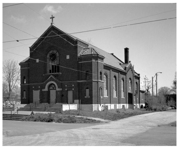 abandoned church kcmo - grant edwards photography
