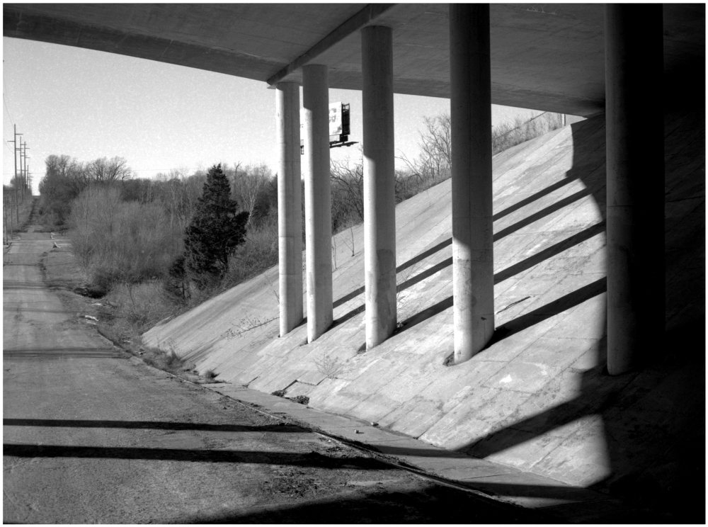 highway overpass - grant edwards photography