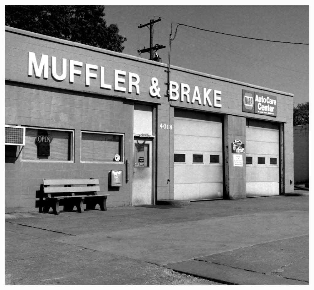 topeka garage - grant edwards photography