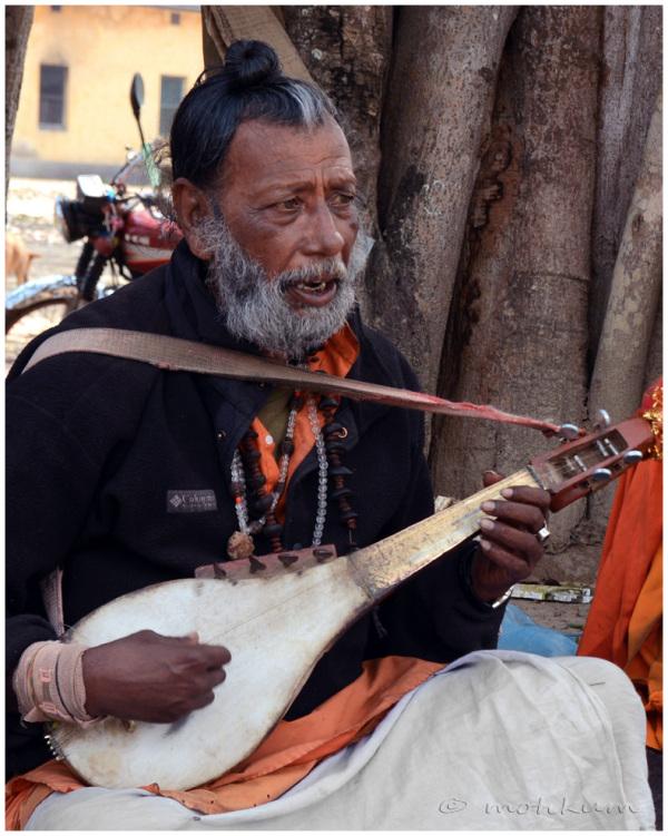 The 'Baul' Singer from Kolkata!