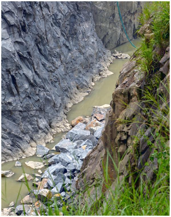 The Quarry! Where the nature struggle...