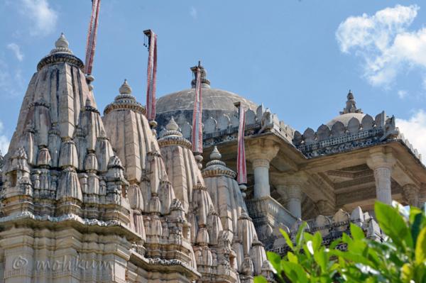 The Jain Temple, Ranakpur!