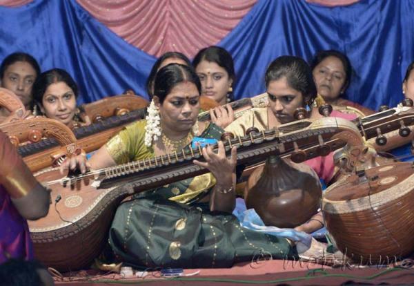 The Veena concert!