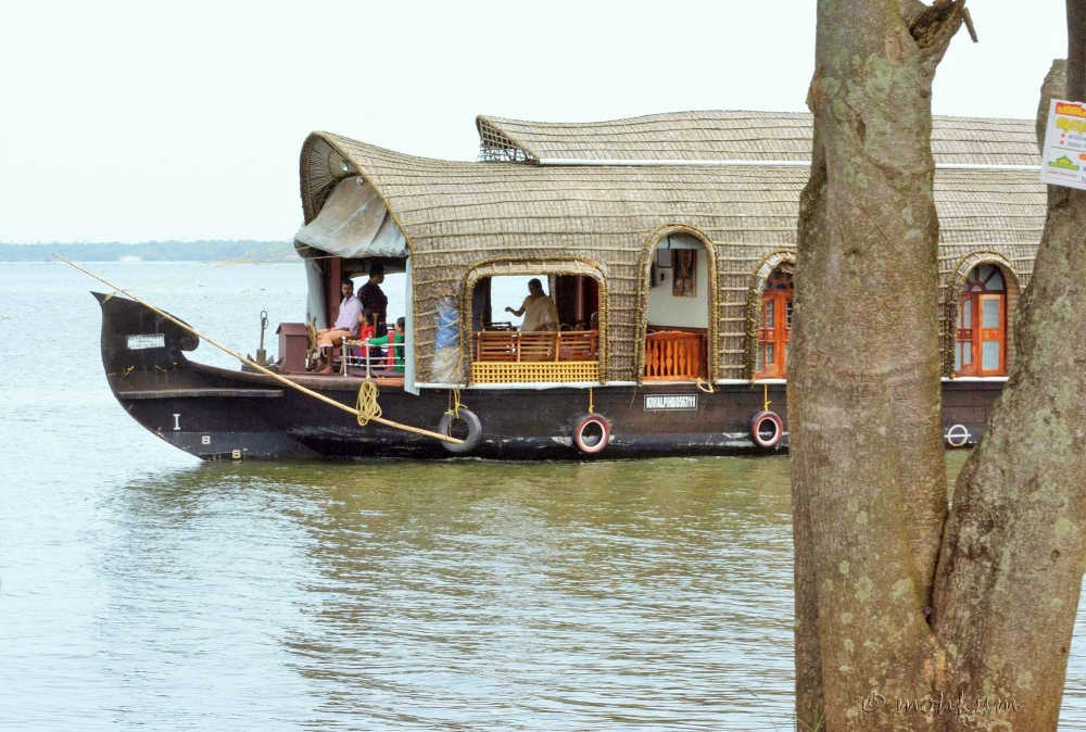 House boating, Kumarakom!