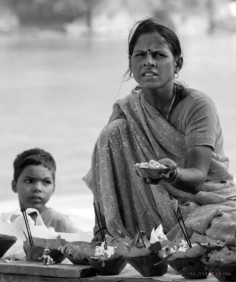 The street vendor, Rishikesh