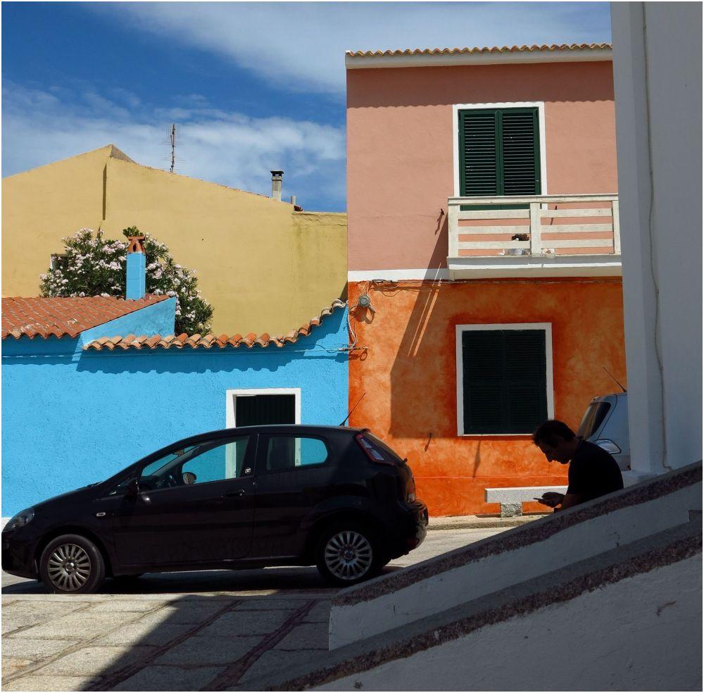 Sardinia streets