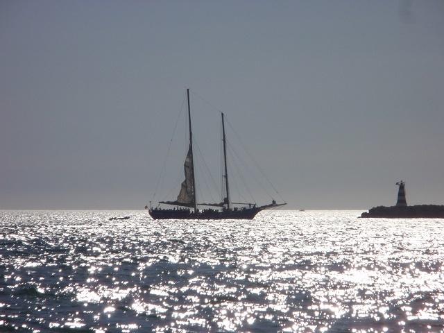 O veleiro