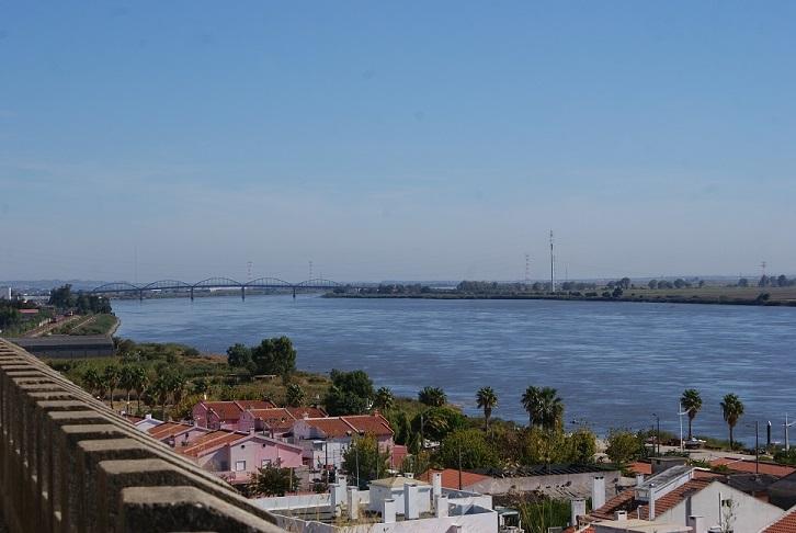 o rio Tejo