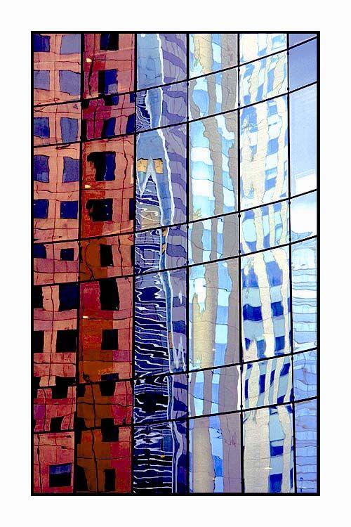 Ligne de reflets