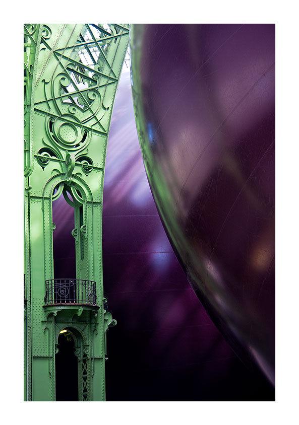 Grand Palais, Paris, Monumenta