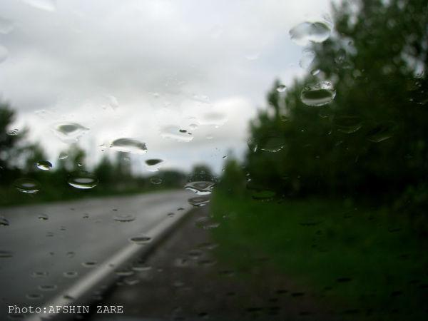 Rain ...