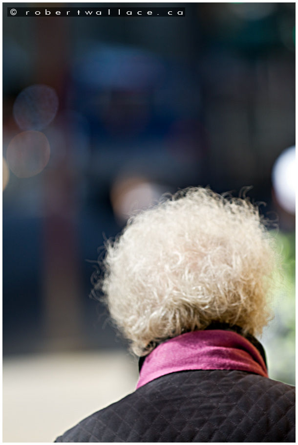 Bokeh Hair