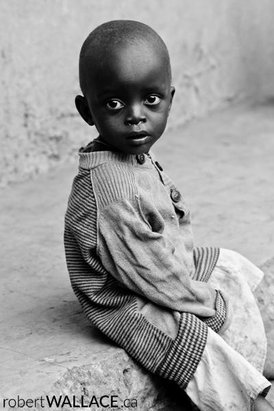Ugandan Little One I