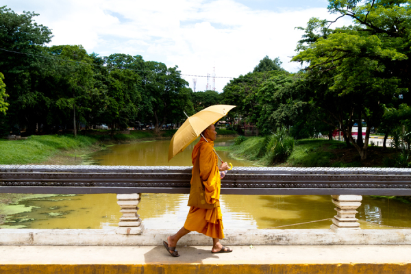 Siem Reap Monk
