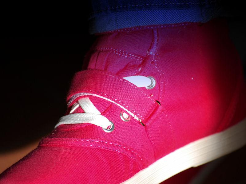 Pink lady ...