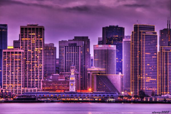 The beautiful city of San Francisco (II)