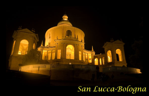 San Lucca, Bologna