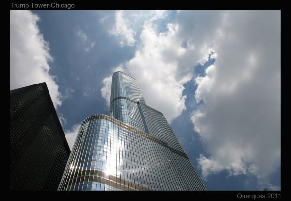Trump tower, Chicago