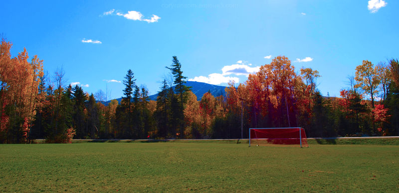 CVA Soccer field