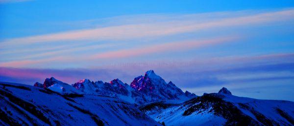 Teton Colors