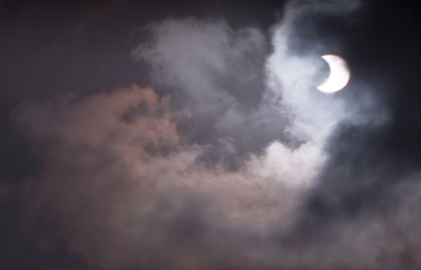 solar eclipse zonsverduistering 26 januari 2009