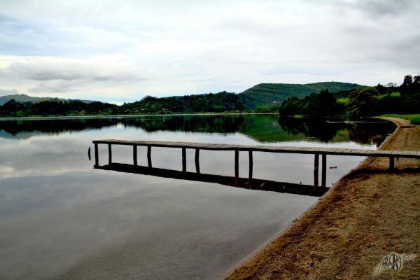 furnas açores lagoa