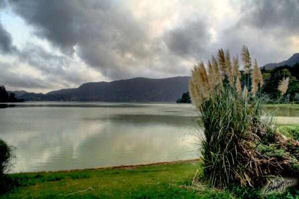 Lagoa furnas açores