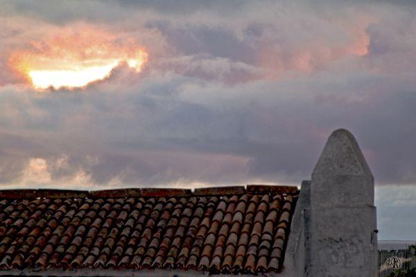Açores Azzorre Mosteiros Tramonto