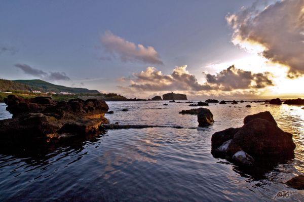 Azzorre Oceano Mosteiros