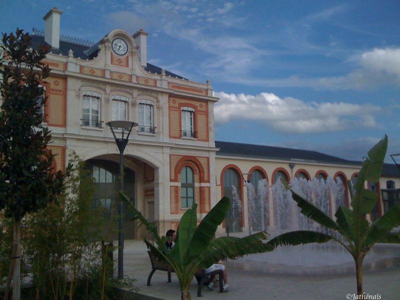 Gare de Vichy (03)