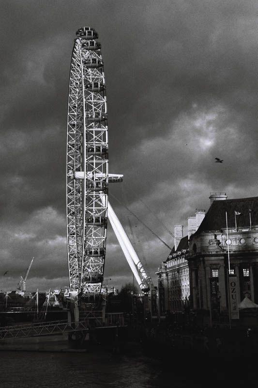 La roue - London