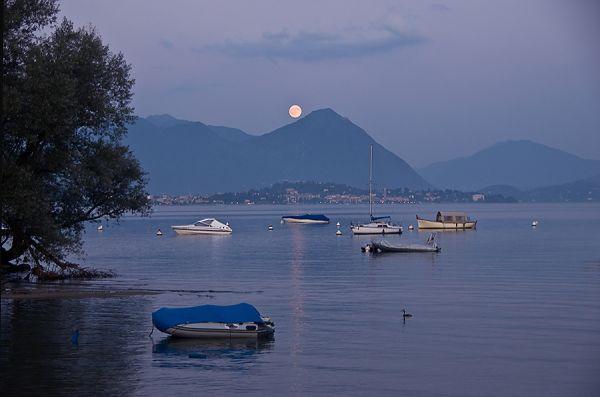 Lago Maggiore, Full Moon