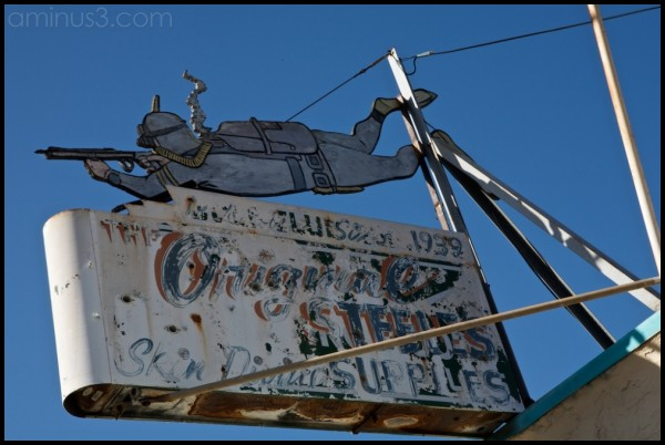 The Original Steele's Dive Shop, Oakland