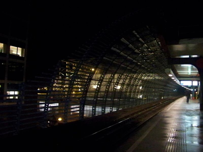 amsterdam sloterdijk rail way station 03