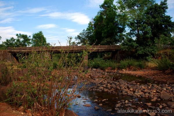 Bridge Between Two Lands