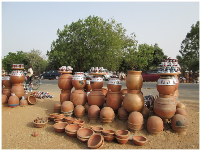 Traditional Pots