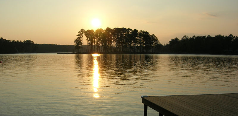 My Special Place ... Lake Oconee (Greensboro, GA)