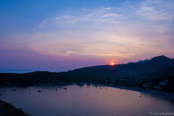 Sunset - Parga, Greece