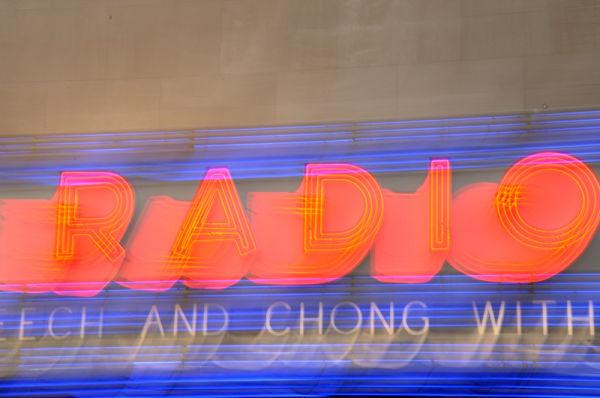 Radio...