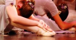 Ballet Dancers.