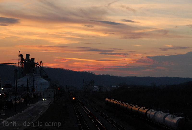 Sedamsville Rail Yard